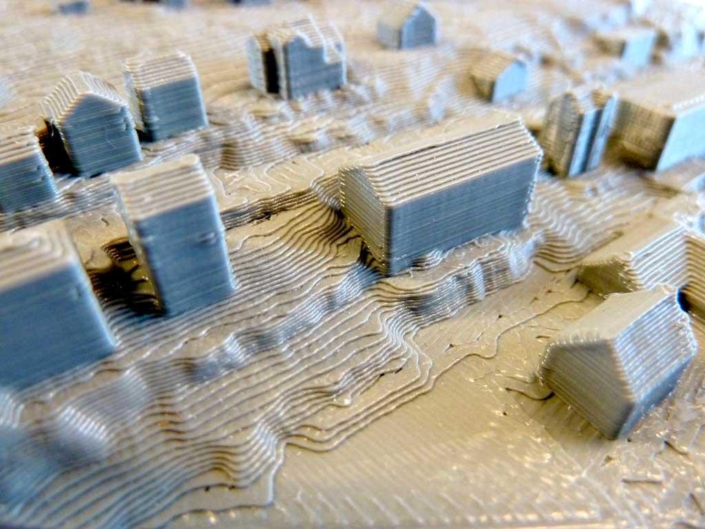3D-Druck Gebäude