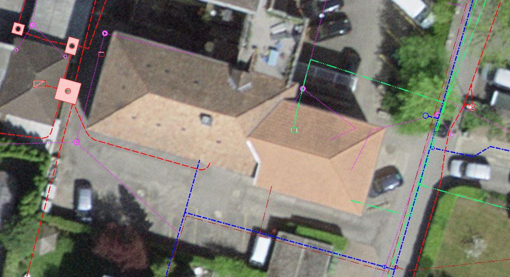 Luftbild mit LK