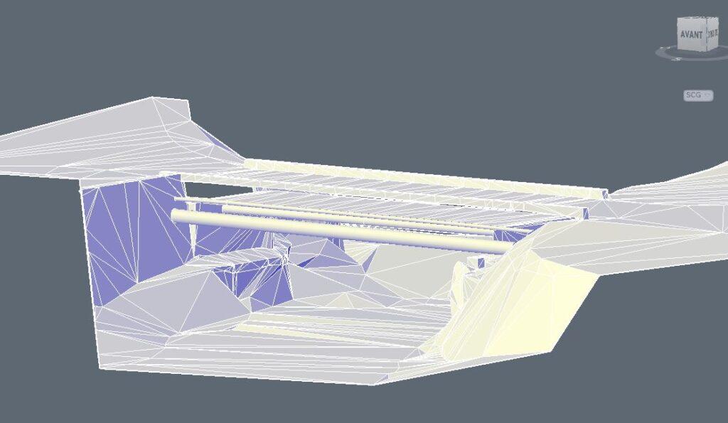 Brücke 3D Modell