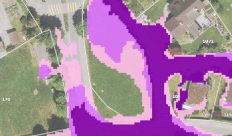 Hochwasseranalyse Darstellung