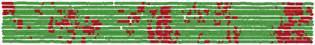 1m-Messlatten-Anforderung; rot = 24.7% der Fläche überschreitet 6mm-Toleranz